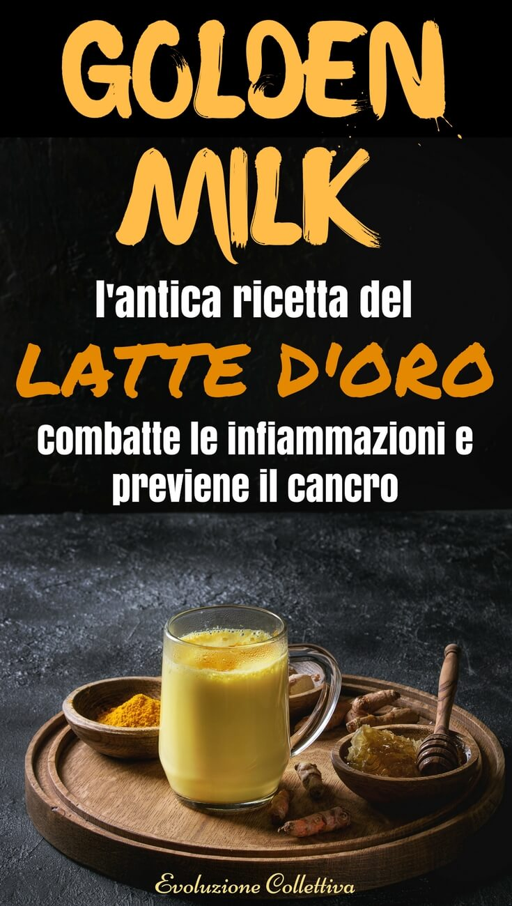 #goldenmilk #curcuma #salute #rimedinaturali #evoluzionecollettiva