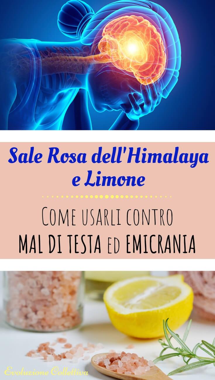 #salerosahimalaya #limone #emicrania #rimedinaturali #evoluzionecollettiva