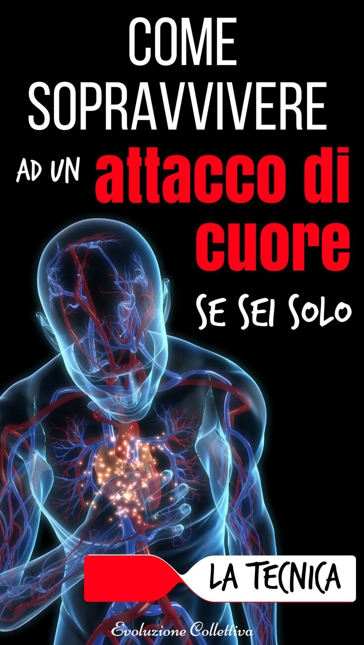 #attacco cuore #salute #tecnicheautoaiuto #evoluzionecollettiva