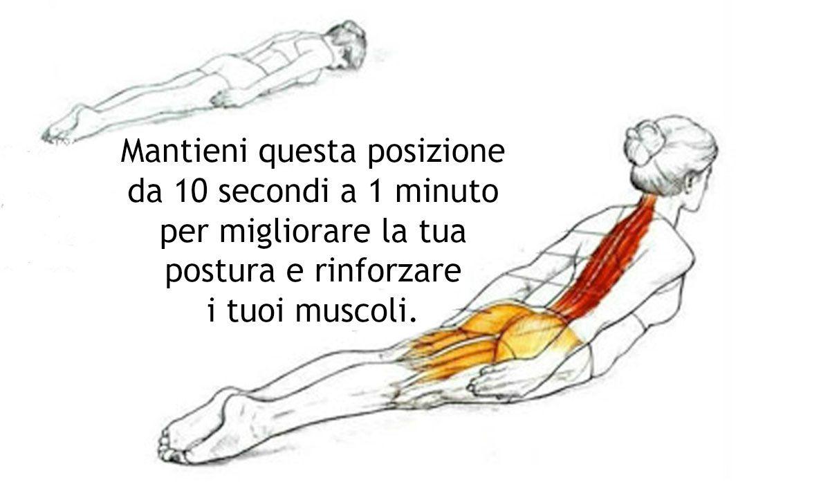 Posizione contro il mal di schiena: asana e tecnica..