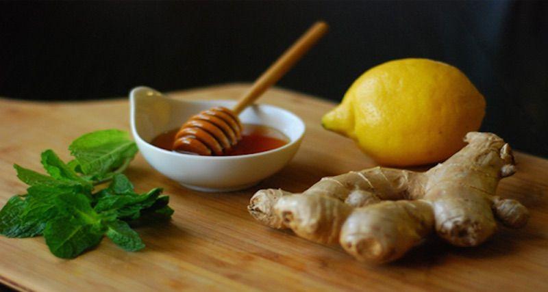rimedio-limone-zenzero-miele
