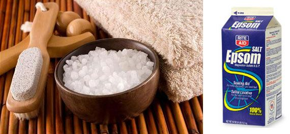 Sale inglese di epsom 23 modi per utilizzarlo - Sali di epsom bagno ...