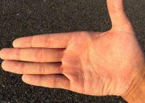 Cosa vuol dire la lettera M sul palmo della mano