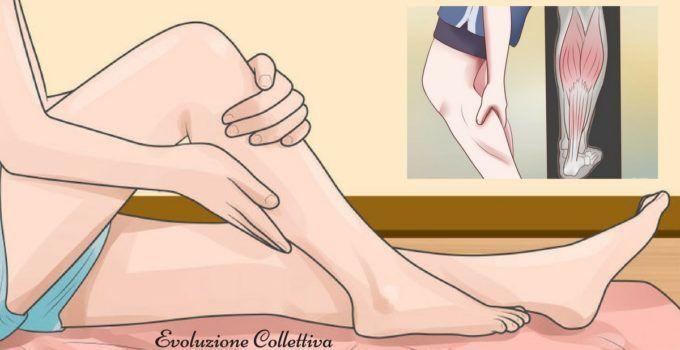 Crampi notturni alle gambe: cause, rimedi e prevenzione