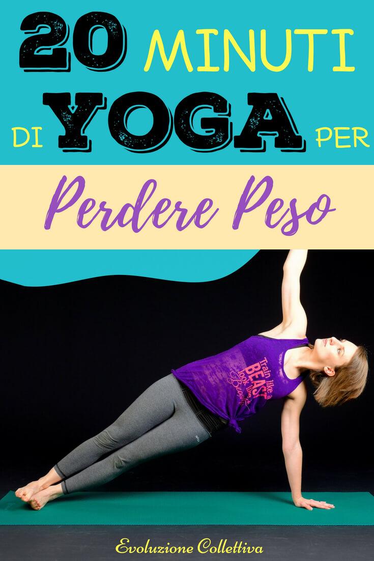 #yoga #perderepeso #dimagrire #esercizi #evoluzionecollettiva