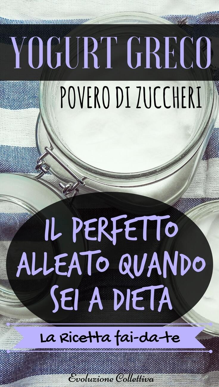 #yogurtgreco #ricette #dieta #alimentazionesana #evoluzionecollettiva