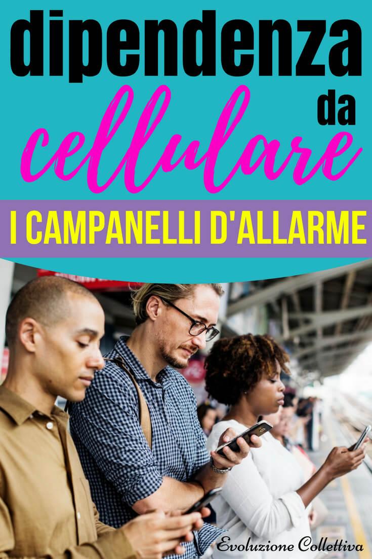 #dipendenzadacellulare #smartphone #nomofobia #evoluzionecollettiva