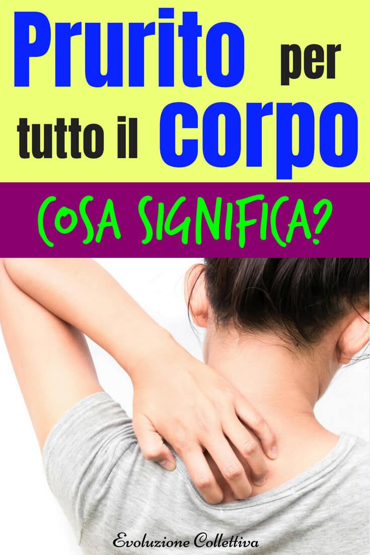 #salute #prurito #corpo #evoluzionecollettiva