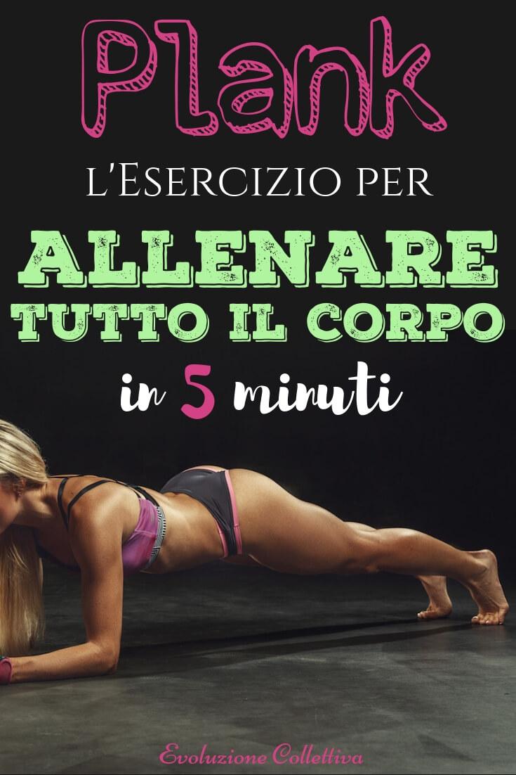 #plank #esercizi #corpo #workout #evoluzionecollettiva