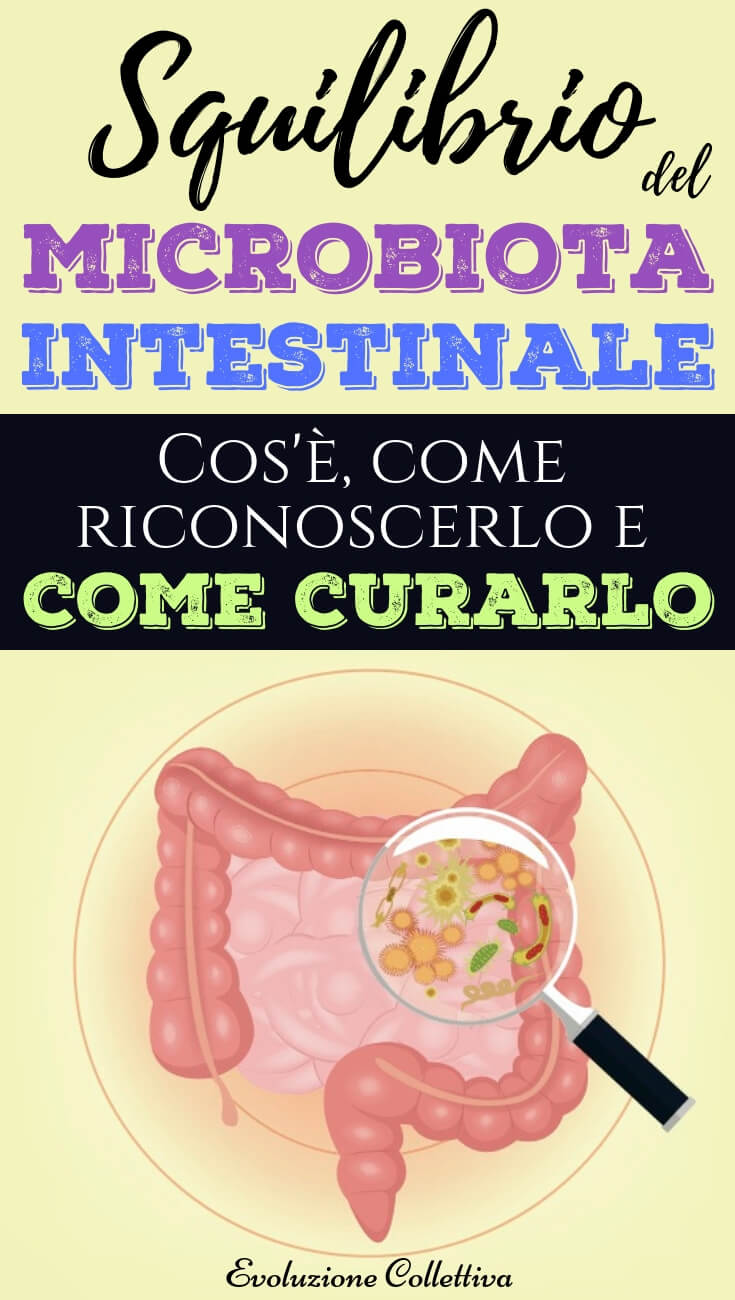 #squilibriomicrobiotaintestinale #salute #intestino #evoluzionecollettiva