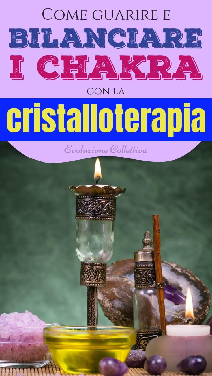 #cristalloterapia #pietre #chakra #evoluzionecollettiva
