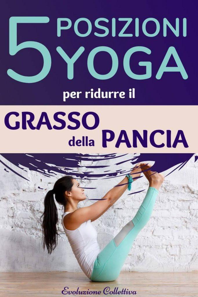 yoga per ridurre il grasso in cosce e fianchi